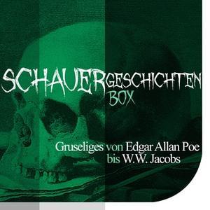 «Die Schauergeschichten Box» by Diverse Autoren