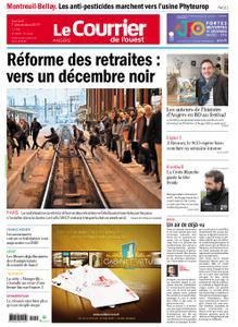 Le Courrier de l'Ouest Angers – 07 décembre 2019
