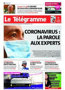 Le Télégramme Brest – 04 mars 2020