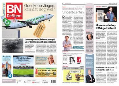 BN DeStem - Bergen op Zoom – 18 november 2017