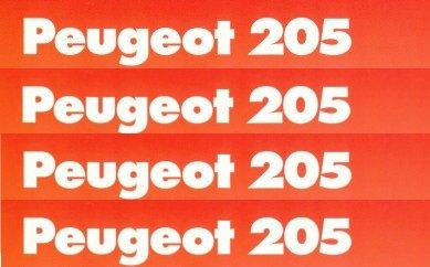 Peugeot 205 : Manuel d'entretien et réparation auto - Collection