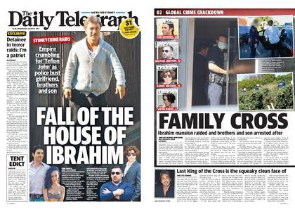 The Daily Telegraph (Sydney) – August 09, 2017
