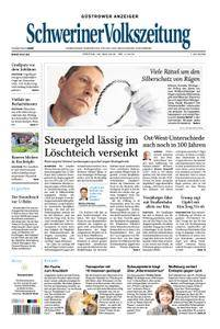 Schweriner Volkszeitung Güstrower Anzeiger - 25. Mai 2018