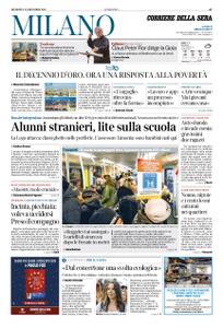 Corriere della Sera Milano – 29 dicembre 2019