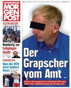 Hamburger Morgenpost - 10 April 2019