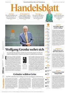 Handelsblatt - 29 September 2020