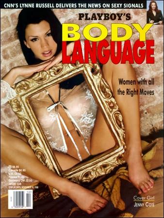 Playboy's Body Language - November 1998