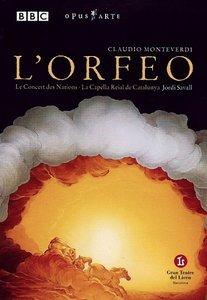 Jordi Savall, Le Concert des Nations - Monteverdi: L'Orfeo (2002)