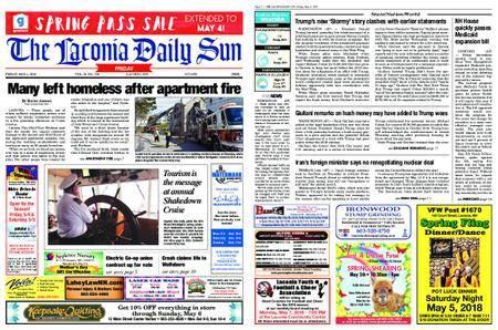 The Laconia Daily Sun – May 04, 2018