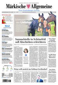Neue Oranienburger Zeitung - 13. Juli 2019