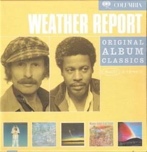 Weather Report - Original Album Classics (2007) [5CDs Box Set] {Columbia}