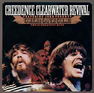 Creedence Clearwater Revival Featuring John Fogerty – Chronicle: The 20 Greatest Hits (1993) [2LP,DSD128]