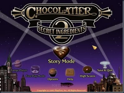 Chocolatier 2: Secret Ingredients v1.0.2