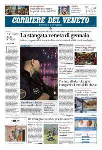 Corriere del Veneto Padova e Rovigo - 31 Dicembre 2017