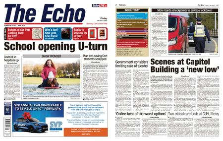Evening Echo – January 08, 2021