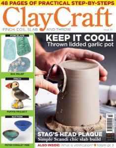 ClayCraft - Issue 33 - November 2019