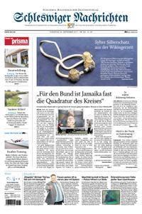 Schleswiger Nachrichten - 26. September 2017