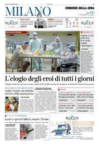 Corriere della Sera Milano – 05 dicembre 2020