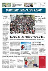 Corriere dell'Alto Adige - 11 Aprile 2019