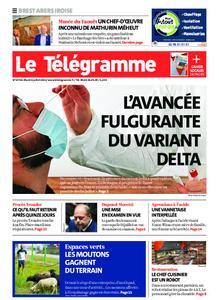 Le Télégramme Brest Abers Iroise – 06 juillet 2021