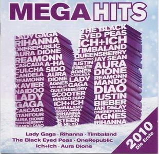 VA - Megahits 2010 Die Erste 2CD (2010)