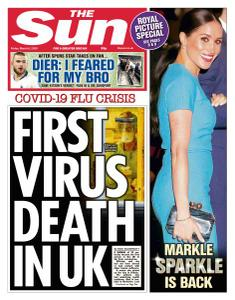 The Sun UK - 6 March 2020