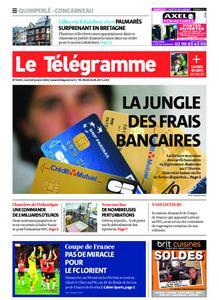 Le Télégramme Concarneau – 20 janvier 2020
