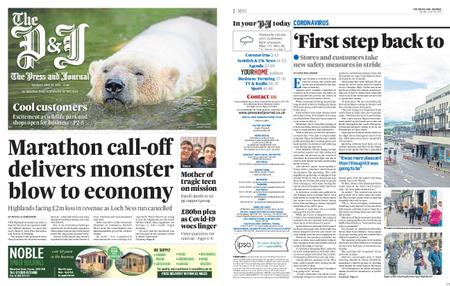 The Press and Journal Moray – June 30, 2020
