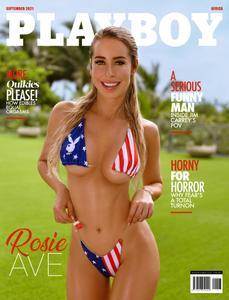 Playboy Africa – September 2021