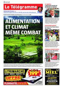 Le Télégramme Brest Abers Iroise – 09 août 2019