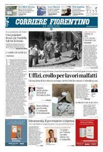 Corriere Fiorentino La Toscana - 5 Maggio 2018