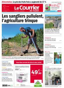 Le Courrier de l'Ouest Cholet – 30 juillet 2020