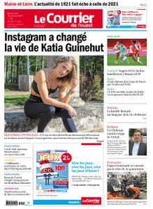 Le Courrier de l'Ouest Cholet – 10 janvier 2021