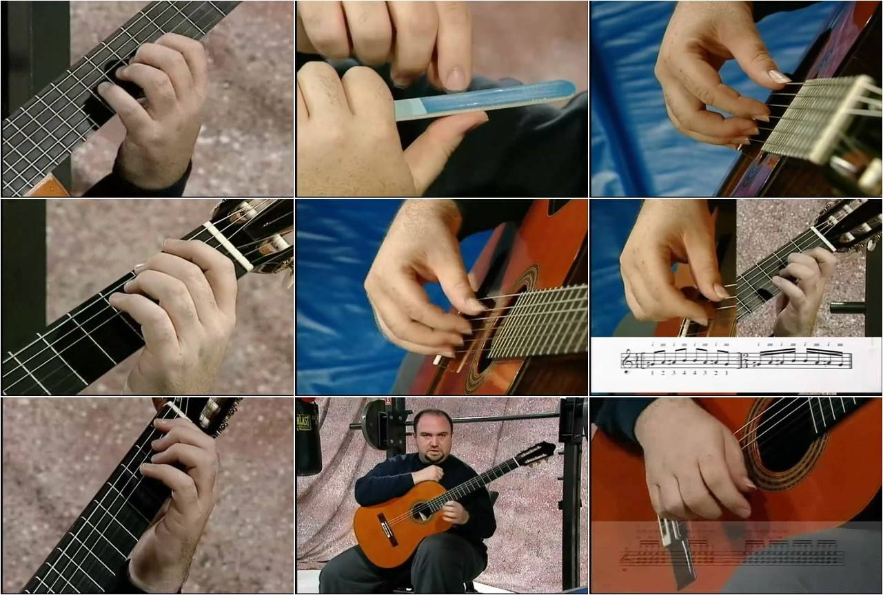 Pumping Nylon: A Guide to Classical Guitar Technique