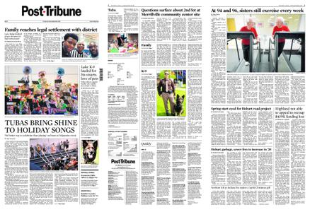 Post-Tribune – December 10, 2019