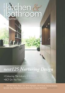 Kitchen & Bathroom Journal – December 2018