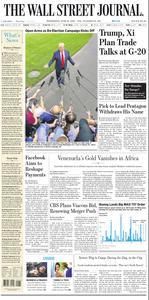 The Wall Street Journal – 19 June 2019