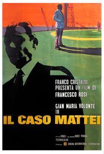 Il caso Mattei / The Mattei Affair (1972)