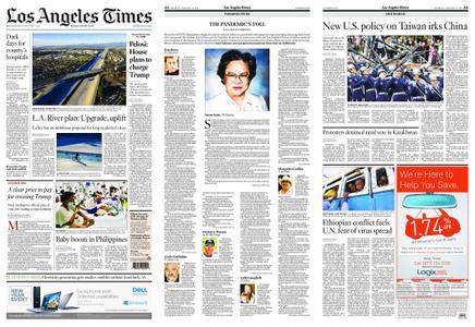 Los Angeles Times – January 11, 2021