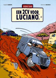 Jacques Gipar - 03 - Een 2CV Voor Luciano