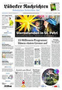 Lübecker Nachrichten Ostholstein Süd - 13. Dezember 2017