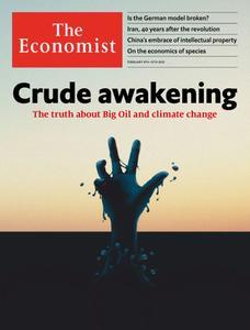 The Economist Latin America – 09 February 2019