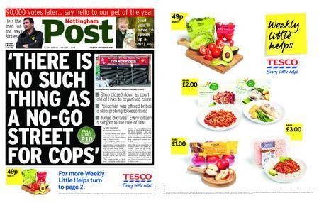 Nottingham Post – January 04, 2018
