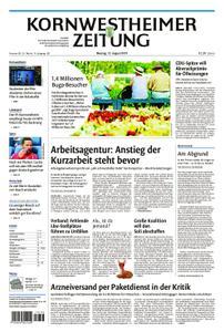 Kornwestheimer Zeitung - 12. August 2019