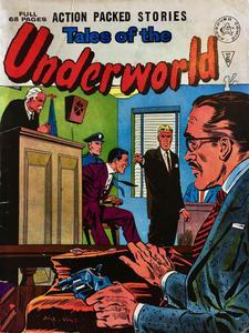 Tales of the Underworld 006 1960 Alan Class UK c2c
