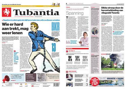 Tubantia - Enschede – 18 juli 2019