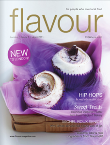 Flavour London – Issue 1, 2011 (Repost)