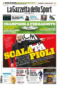 La Gazzetta dello Sport Roma – 24 aprile 2020
