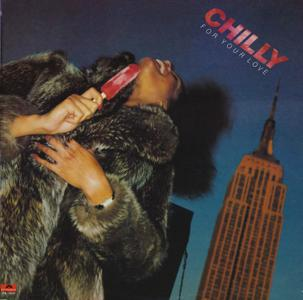 Chilly - For Your Love (1978) [LP,Canada press,DSD128]