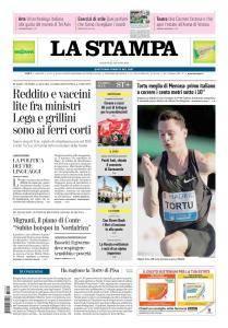 La Stampa Imperia e Sanremo - 23 Giugno 2018